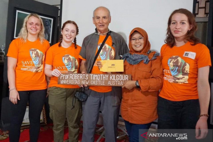 Hari Bekantan kirim pesan konservasi dari tanah Borneo