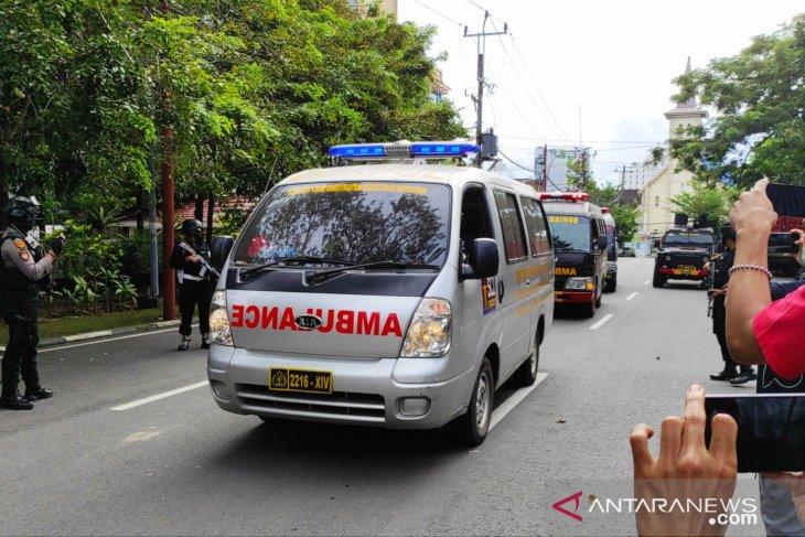 Cerita pasutri nyaris terkena ledakan bom Katedral