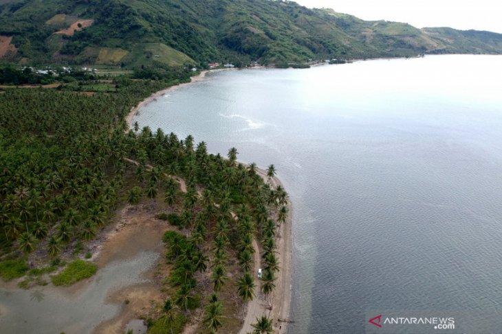 Pengunjung sebut Pantai Bilato berpotensi jadi destinasi unggulan
