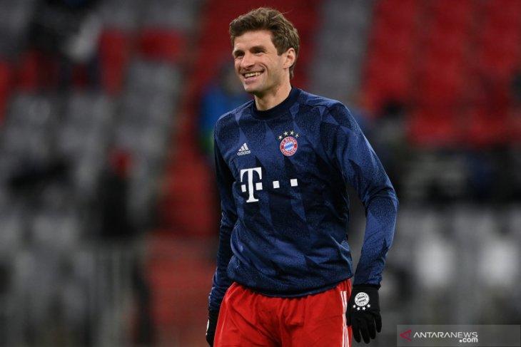Thomas Muller berpeluang tinggalkan Bayern Munchen