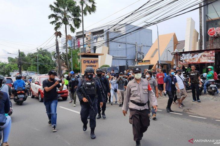 Terduga teroris Condet sempat melakukan perlawanan saat ditangkap