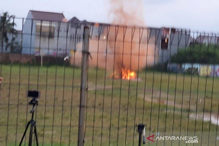 Polisi sebut lima bom rakitan teroris setara 70 bom