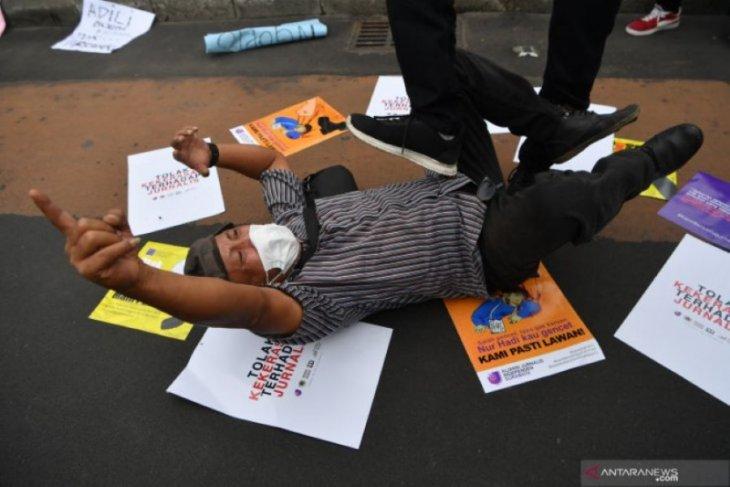 Kapolda Jatim bentuk tim tangani kasus kekerasan terhadap jurnalis Tempo