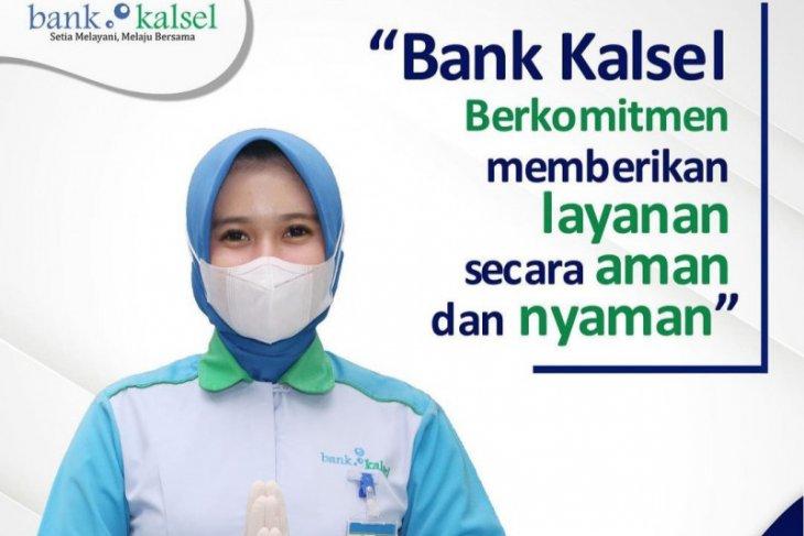 Bank Kalsel dukung pencegahan penularan COVID-19
