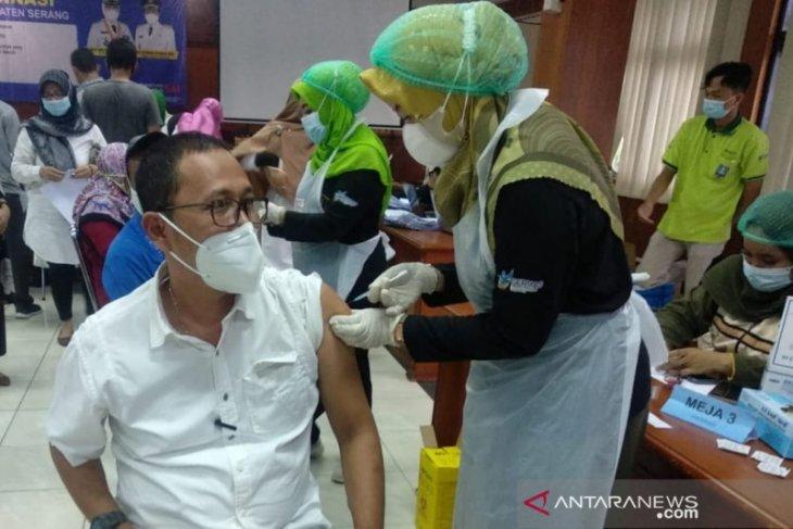 Persiapan belajar tatap muka, guru Kabupaten Serang segera divaksin