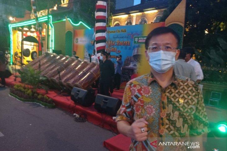 DPRD Medan: Kesawan City Walk  tingkatkan kunjungan wisatawan