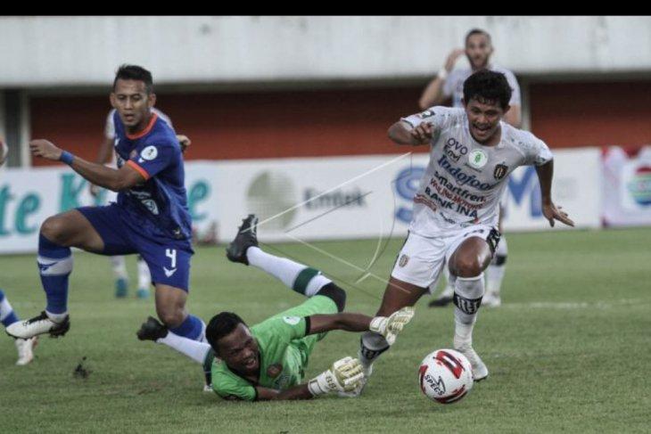 Bali United kalahkan Persiraja