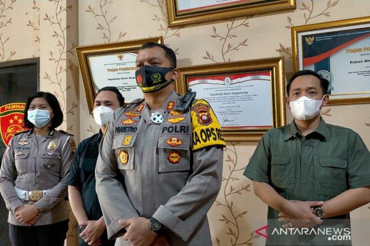 Polres Singkawang intensifkan patroli di sejumlah tempat ibadah