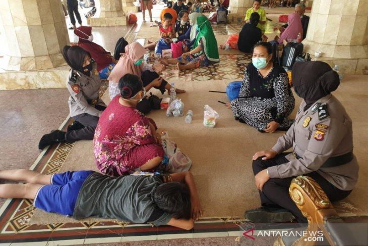 Polres Indramayu bantu pulihkan trauma warga sekitar kilang Pertamina Balongan
