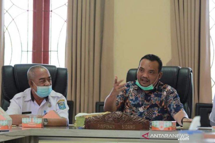 Pansus Tatib DPRD Babel Studi Literatur ke DPRD Bateng