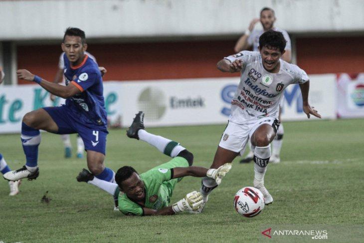 Bali United siap hadapi Persik