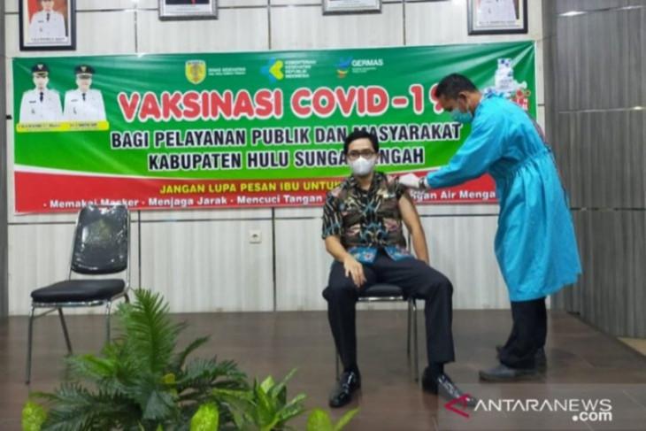 Pengurusan administrasi pemerintahan tingkat Kabupaten hingga Desa wajib terlampir kartu vaksin