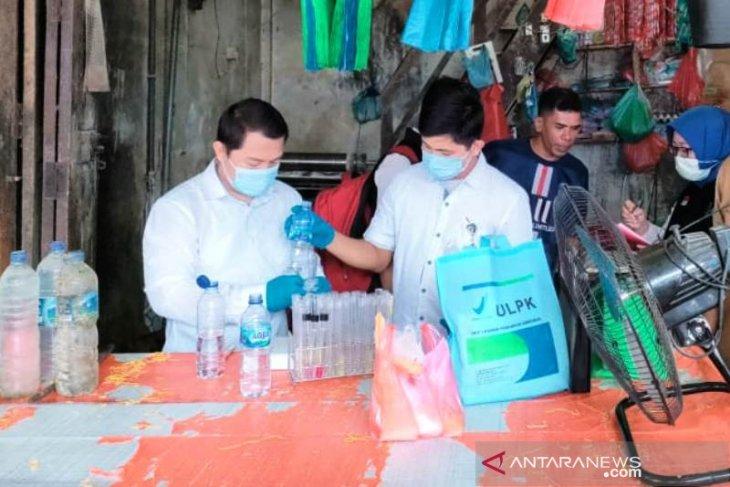 BPOM temukan 300 Kg mie basah diduga mengandung formalin dan boraks di Bireuen