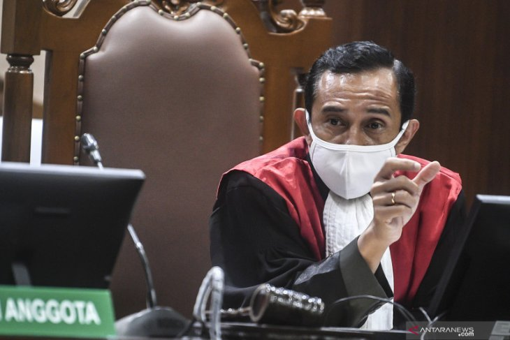Marzuki Alie-Max Sopacua tanggapi ketidakhadiran sidang gugatan AHY