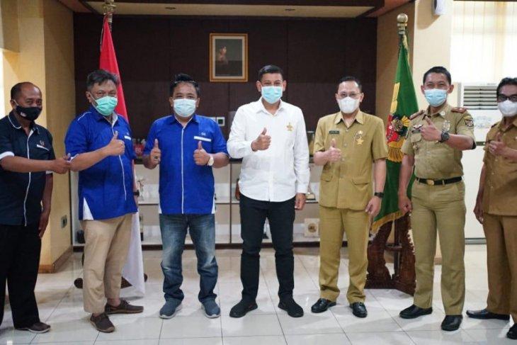 Wali Kota Kediri terima anugerah Hasta Adhiwarta atasi COVID-19