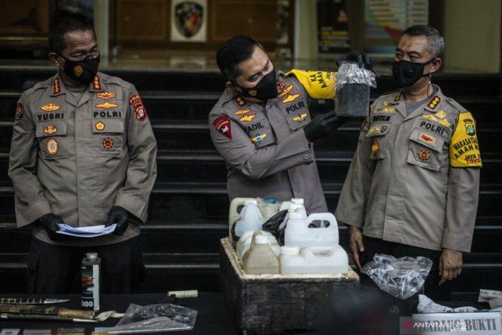 Polisi selidiki kaitan FPI dengan teroris di Jakarta dan Bekasi