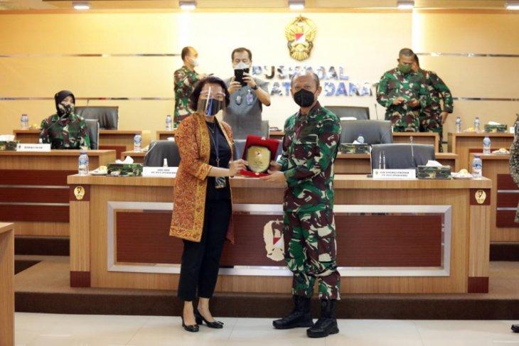 PLN perkuat sinergi dengan TNI AD guna tingkatkan keandalan sistem