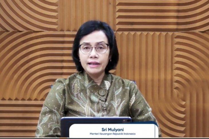 Sri Mulyani minta pemda berkontribusi danai perubahan iklim