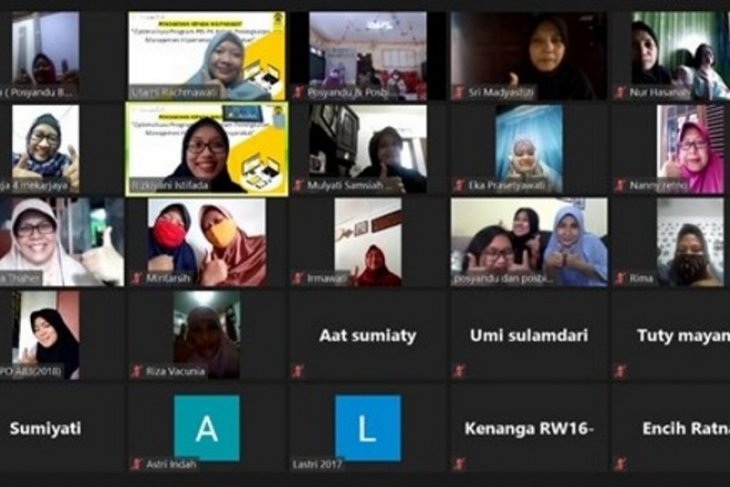 Tim Pengabdian Masyarakat FIK UI kolaborasi optimalkan Program Indonesia Sehat
