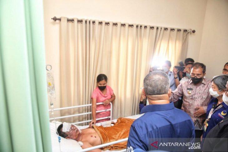 Simak kisah heroik Cosmas di balik aksi bom bunuh diri di Makassar