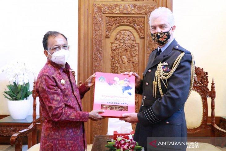 November, Bali jadi ajang aerobatik pesawat tempur Kerajaan Inggris