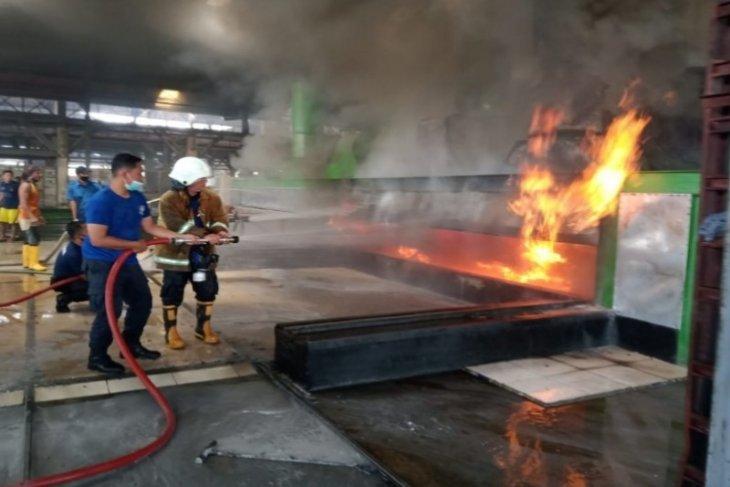 Tidak ada korban jiwa terbakarnya dapur blower PT. ADEI
