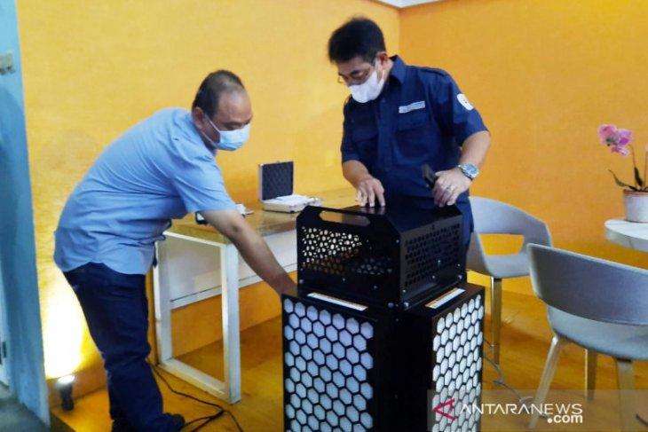 BPN Bogor pasang alat pemusnah virus, cegah penularan lewat dokumen tanah