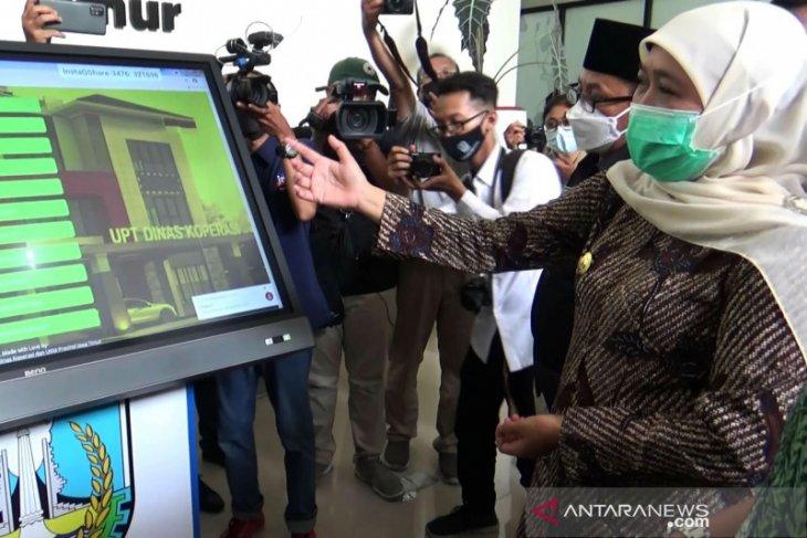 Gubernur Khofifah harapkan UPT Pelatihan Koperasi dan UKM bentuk SDM unggul