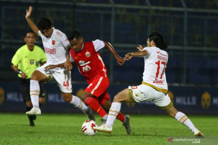 Piala Menpora: Hanya perlu seri, PSM tetap incar kemenangan lawan Borneo FC