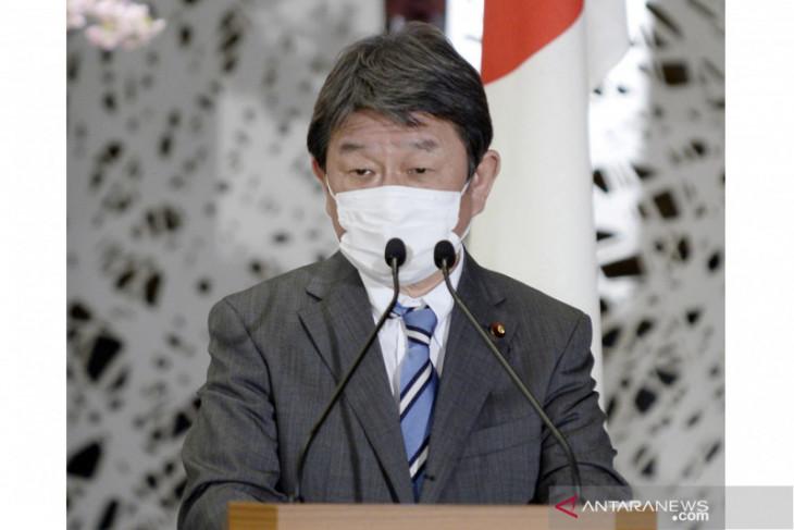 Menlu Jepang sambut baik permohonan pakta perdagangan Taiwan
