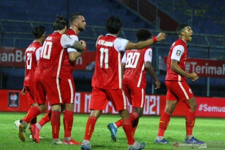 Piala Menpora: Persija bekap Bhayangkara FC untuk melaju ke perempat final