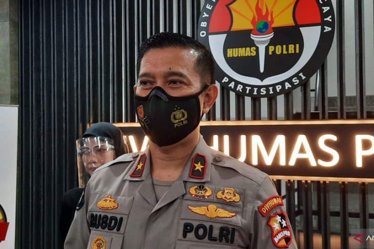 Polri belum temukan keterkaitan JAD di Jatim dengan kelompok di Makassar