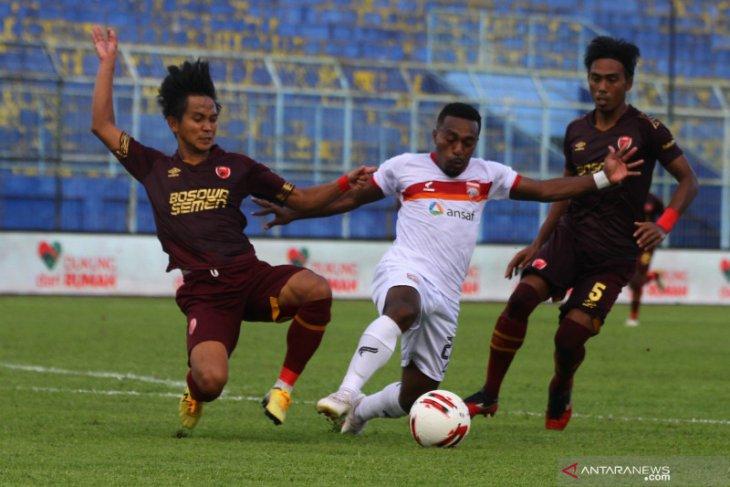 Borneo FC jaga kondisi pemain sambil tunggu kompetisi