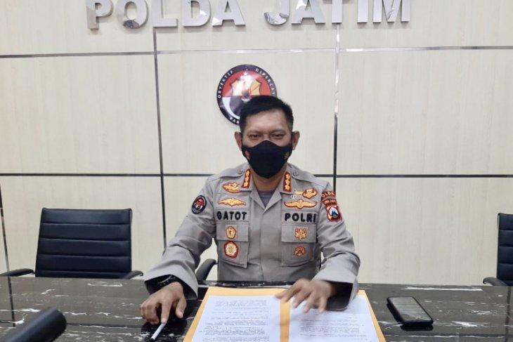 Densus 88 tangkap dua terduga teroris di Tulungagung dan Nganjuk Jatim