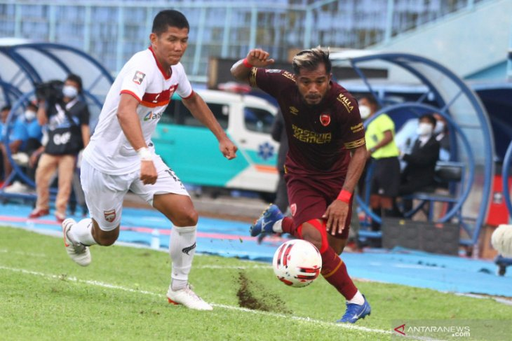 Persija-PSM Makassar lolos penyisihan