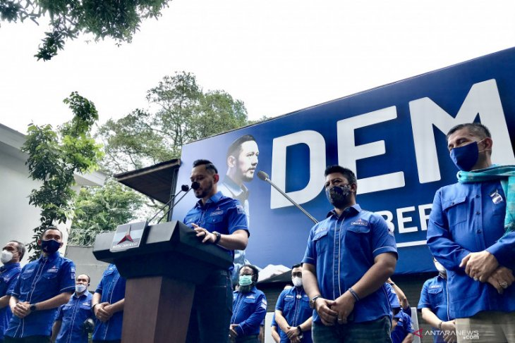 Demokrat tetap lanjutkan gugatan hukum ke penyelenggara KLB