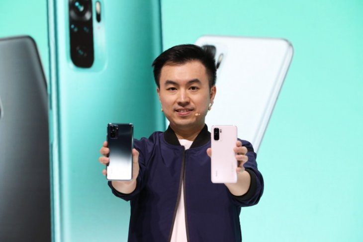 Xiaomi Redmi Note 10 Pro, ponsel berkamera 108 MP
