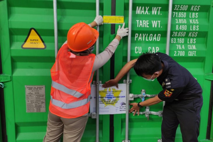 BPS  Ekspor Maluku Februari 2021 naik 4216 persen