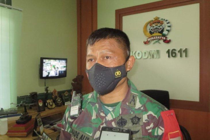 Dandim Badung: Belum ada tanda pergerakan teroris di Bali