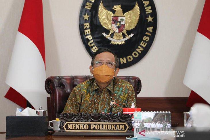 Mahfud: Pemerintah perpanjang dana Otsus Papua
