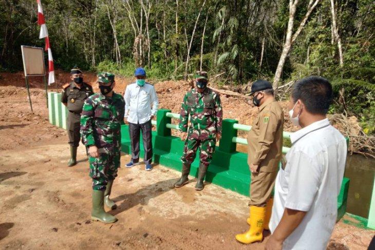 Danrem 101/Antasari : TNI siap bantu membuka isolasi wilayah