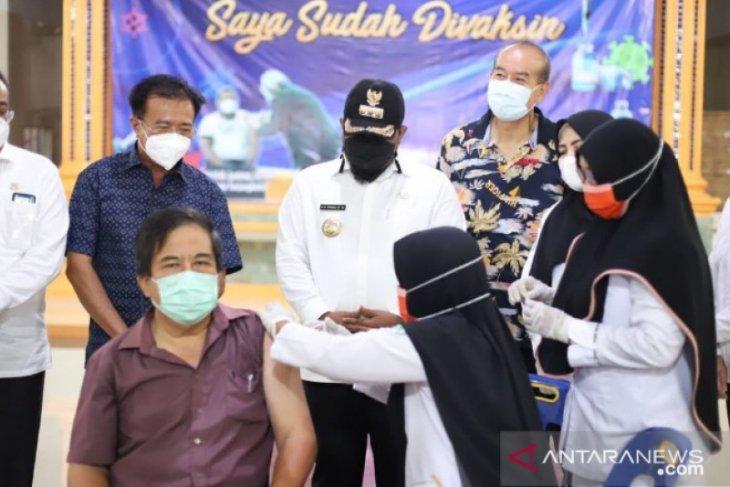 Pemkot Tanjungbalai recofusing anggaran Rp80 miliar untuk pembelian vaksin