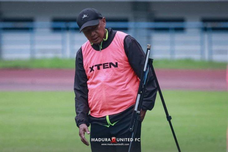 Piala Menpora: Hadapi Persela, Madura United terus tempa kesabaran dan mental pemain