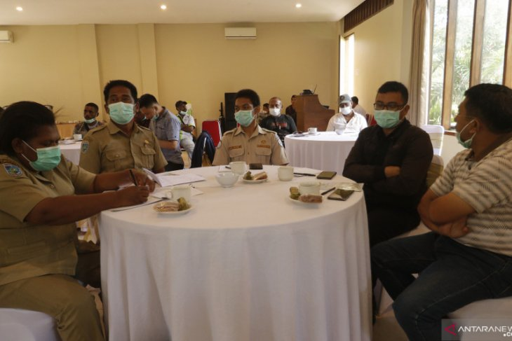 Pemerintah Provinsi Papua Barat gelar workshop pengelolaan perikanan berkelanjutan