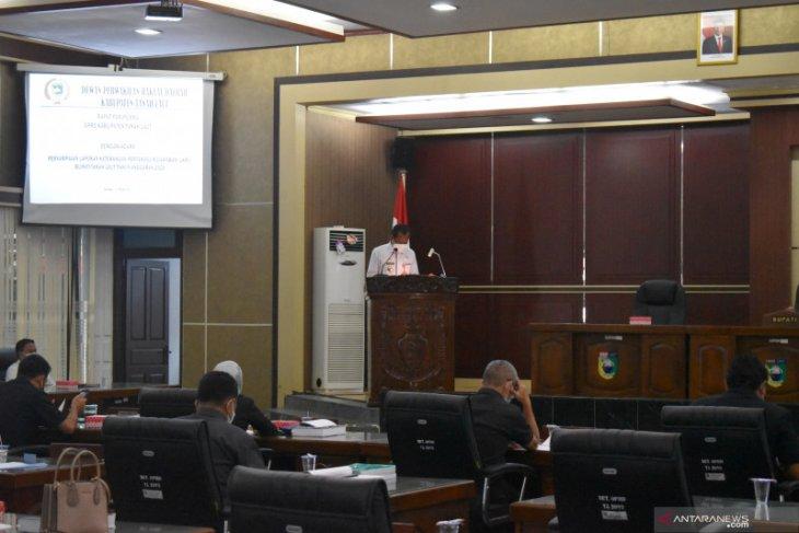 Dewan apresiasi Pemkab Tala pertahankan WTP