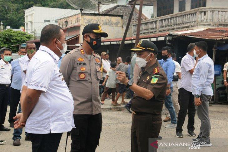 Terkait bom Makassar, wali kota tingkatkan keamanan agar bom Sibolga tidak terulang