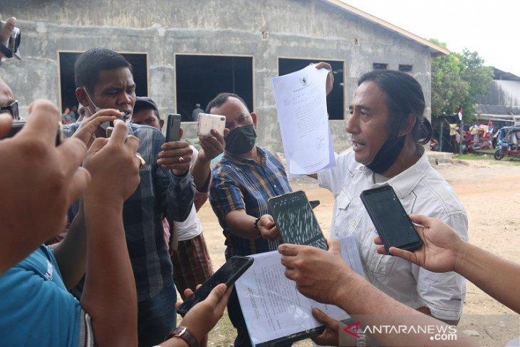 Terkait eksekusi lahan milik Pemkot Sibolga, pihak perusahaan akan lakukan pendekatan