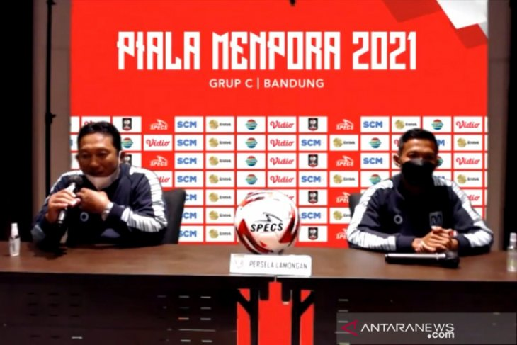 Piala Menpora - Persela optimistis hadapi Madura United