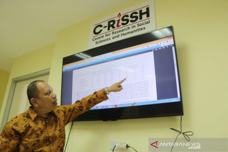 Hasil penelitian C-RiSSH Unej, Warga Jawa Timur lebih suka kopi robusta