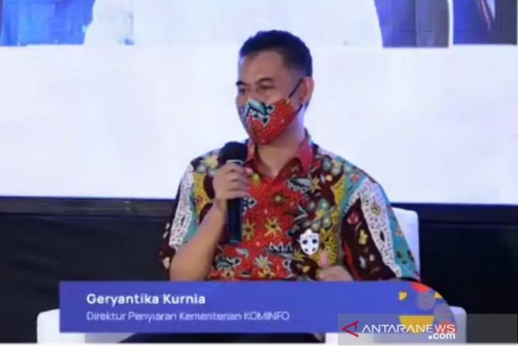 Kominfo: Migrasi TV digital  bisa hasilkan  internet cepat